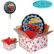 more details on Spider-Man Happy Birthday Balloon in a Box.