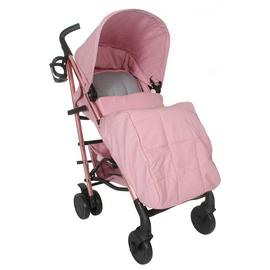 My Babiie Katie Piper MB51 Pushchair - Rose Gold & Pink