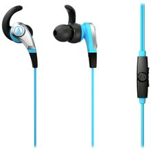Audio-Technica CKX5iS In-Ear Headphones - Blue
