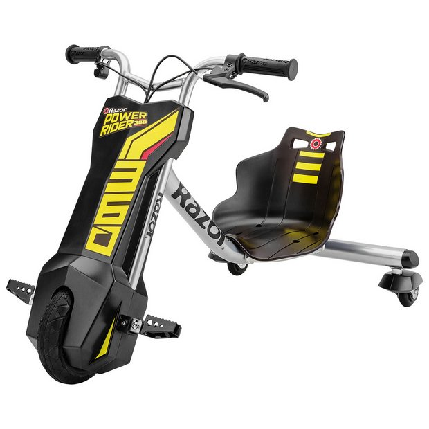 Buy Razor Power Rider 360 Electric Scooter at Argos.co.uk