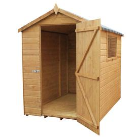 Mercia Premium Wooden 7 x 5ft Shiplap Shed