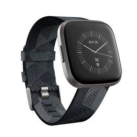 Fitbit Versa 2 SE Smart Watch - Grey Alu / Smoke Band