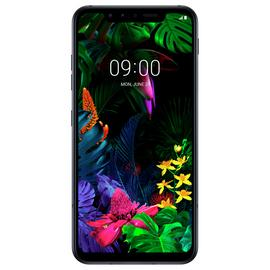 SIM Free LG G8S 128GB Mobile Phone - Black