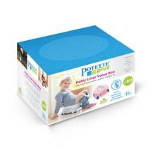 Potette Plus Potty Liners - 60 Pack