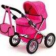more details on Bayer Trendy Dolls Pram - Pink.
