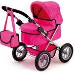 more details on Bayer Trendy Dolls Pram - Pink.