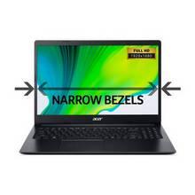 Acer Aspire 3 15.6 Inch FHD A4 4GB 1TB Laptop - Black