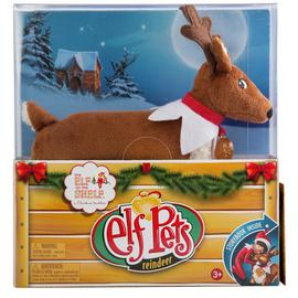 The Elf on The Shelf Pets Reindeer Tradition