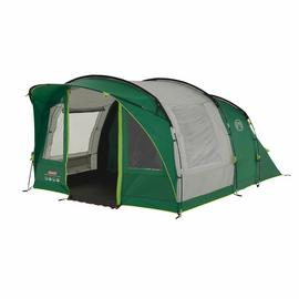 Coleman Rocky Mountain 5 Man 3 Room BlackOut Tunnel Tent