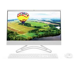 HP 24 Inch i5 8GB 1TB All-in-One PC - White