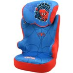 more details on Marvel Spider-Man Starter SP High Back Booster - Blue.