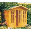 more details on Homewood Chatsworth Wooden Summerhouse 7 x 7ft.