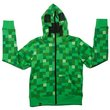 more details on Minecraft Creeper Boys' Green Hoodie.