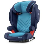 more details on Recaro Monza Nova 2 Seatfix Car Seat - Xenon Blue.