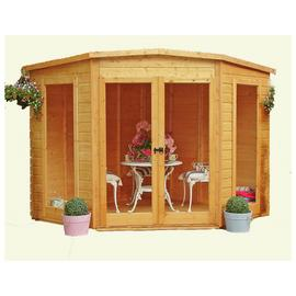Homewood Barclay Wooden Summerhouse 7 x 7ft.