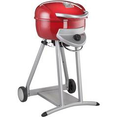 Char-Broil Patio Bistro 240 - Single Burner Gas BBQ - Red
