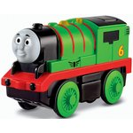 more details on Thomas & Friends Wooden Railway Battery Operated Percy.