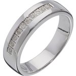 more details on Sterling Silver Diamond Eternity Ring.