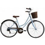 more details on Elswick Canterbury 28 Inch Hybrid Bike - Womens