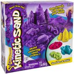 more details on Kinetic Sand Sandcastle Set.