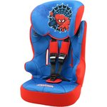 more details on Marvel Spider-Man Racer SP High Back Booster - Blue.