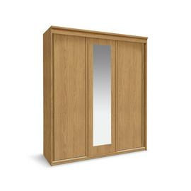 Argos Home Hallingford 3 Door Sliding Wardrobe
