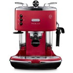 more details on De'Longhi Micalite Espresso Coffee Machine - Red.