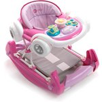 more details on MyChild Coupe 2 In 1 Baby Walker - Pink.