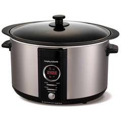 Morphy Richards Accents 6.5L Digital Sear & Stew Slow Cooker