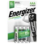 more details on Energizer Extreme AAA Rechargeable Batteries 4 - Pack.