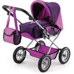 more details on Bayer Combi Grande Dolls Pram - Purple.