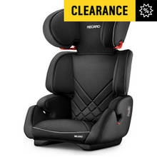 Recaro Milano Group 2-3 Performance Black Car Seat