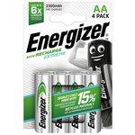 more details on Energizer Extreme AA Rechargeable Batteries Pack of 4.