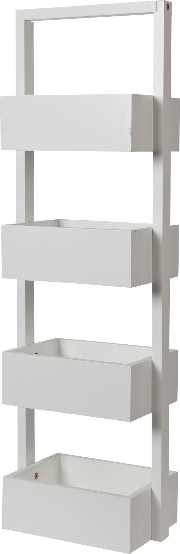 Argos Home Freestanding Bathroom Storage Caddy   White