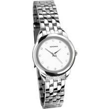 Sekonda Ladies' Stone Set Bracelet Watch