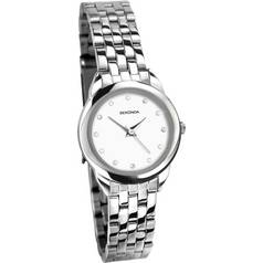Sekonda Ladies' Stone Set Bracelet Watch