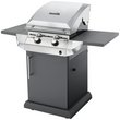 more details on Char-Broil T22G - 2 Burner Gas BBQ Grill, Stainless Steel