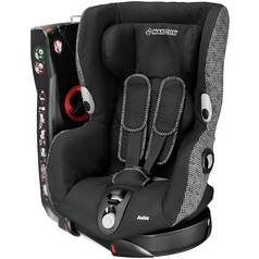 Maxi-Cosi Axiss Group 1 Car Seat - Digital Black