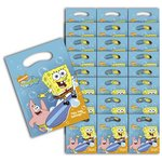 more details on SpongeBob SquarePants Surfing Party Loot Bags - Pack of 24.