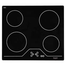 Bush A60CT Ceramic Electric Hob - Black