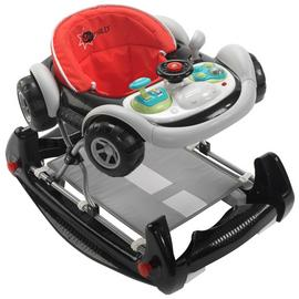 MyChild Coupe 2 In 1 Baby Walker - Black