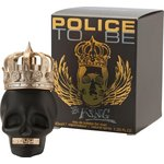 more details on Police To Be King for Men - 40ml Eau de Toilette.