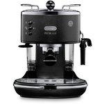 more details on De'Longhi Micalite Espresso Coffee Machine - Black.
