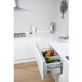 Hotpoint NCD191 L Built-In Fridge Drawers - White