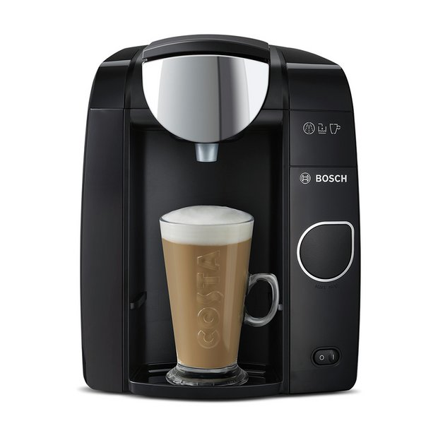 Buy tassimo by bosch t45 joy coffee maker black at argos for Garden maker online