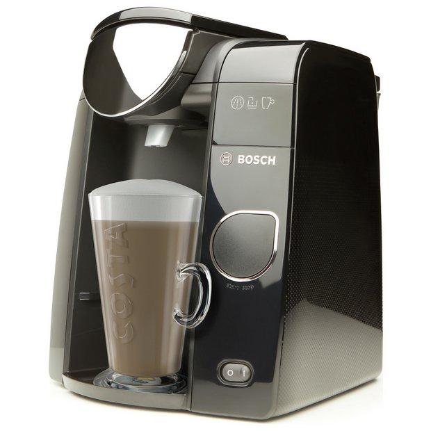 Buy tassimo by bosch t45 joy coffee maker black at argos for Garden maker online