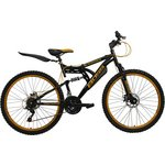 more details on Boss Blackgold Front Suspension Mountain Bike