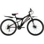 more details on Boss Stealth Dual Suspension Mountain Bike - Womens