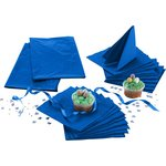 more details on Solid Colours Tableware Top-Up Kit - Royal Blue.