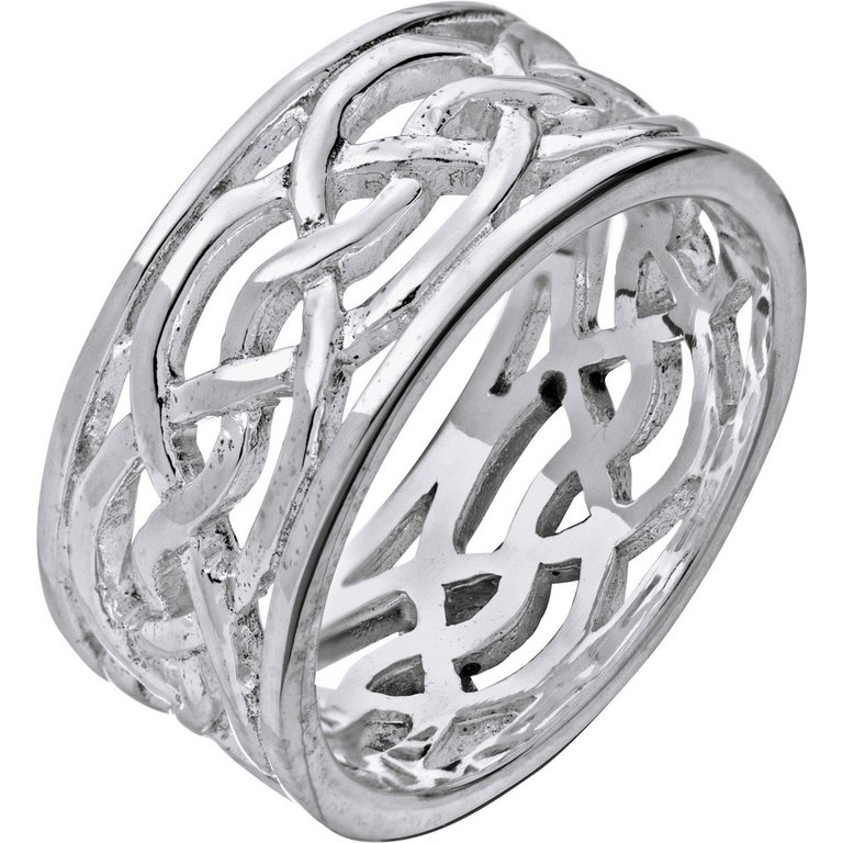 buy sterling silver celtic band ring at argos co uk your